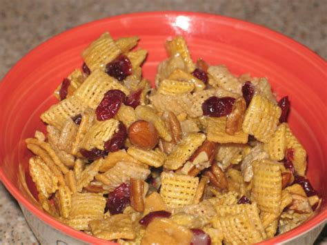 sweet chex mix recipe food com