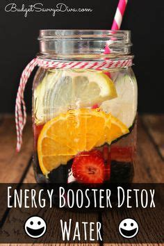 Boots Detox 5 Day Plan Strawberry Flavour by 1000 Ideas About Strawberry Detox Water On