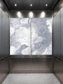 elevator lobby and interior cab interior design ideas