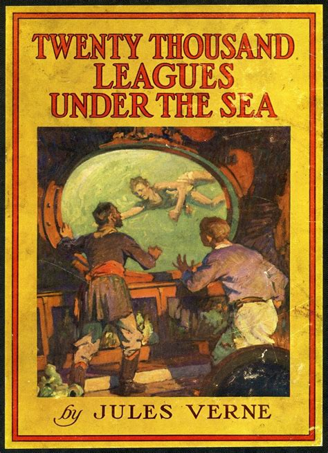 twenty thousand leagues the sea books comics book stories