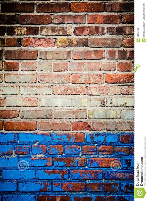 and blue brick wall texture royalty free stock images image 35908119