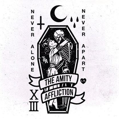 affliction tattoo designs the amity affliction amity affliction