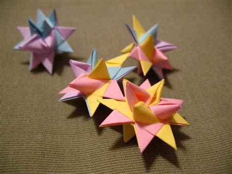how to make a paper moravian star ehow uk