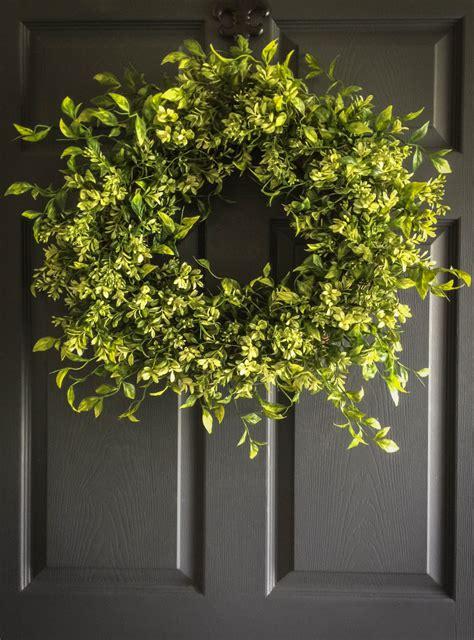 wreath for front door wreaths faux boxwood wreath winter wreaths front door
