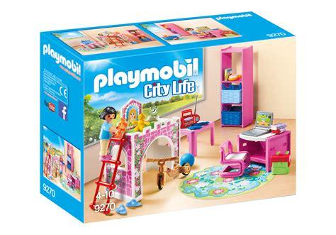 chambre enfant playmobil chambre d enfant 9270 playmobil 174 belgi 235