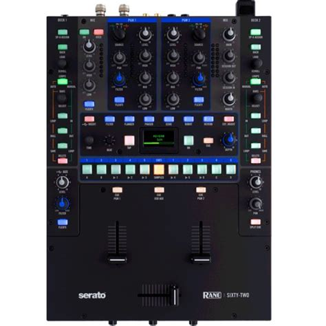 table de mixage table de mixage rane sixty two temple of deejays