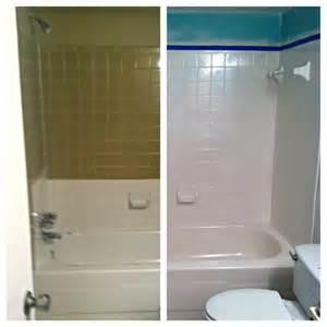the cabindo diy tub and tile reglazing