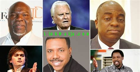 20 top richest pastors in the world see how many pastors made the list linknaija
