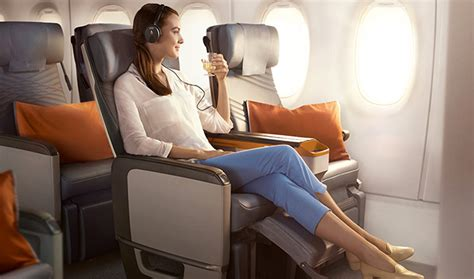 how to get comfortable on a plane airbus i fly a380 singapore airlines