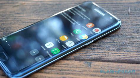 Samsung S7 Edge samsung galaxy s7 edge gallery slashgear