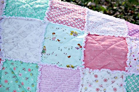 Easy Rag Quilt Tutorial by Some Bunny You Easy Rag Quilt Tutorial The