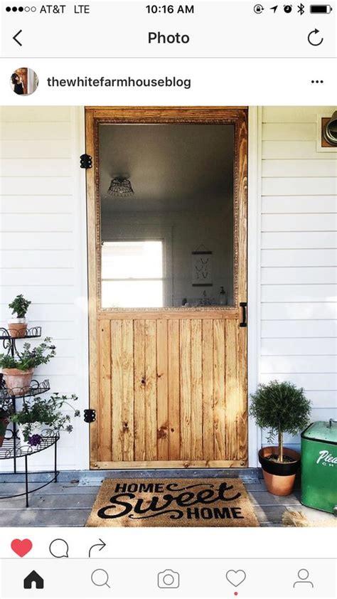 diy screen door projects