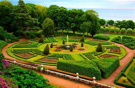 Garden Styles by Formal Garden Style Garden Nature