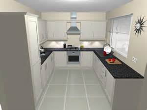 U Kitchen Design Layouts by U Shape Frank Key