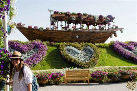 Dubai Flower Garden Dubai Miracle Garden A Flower Paradise For Dubai