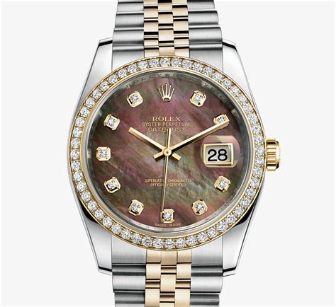 Rolex Kulit Combiyellow rolex datejust 36 mm yellow rolesor combination of 904l steel and 18 ct yellow gold