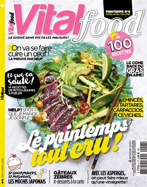 vital food vital food n 176 6 printemps 2016 187 telecharger livres bd comics mangas magazines