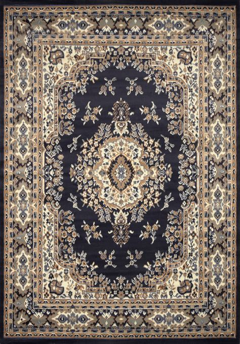 styles of rugs traditional medallion style 8x11 large area rug actual 7 8 quot x 10 8 quot ebay