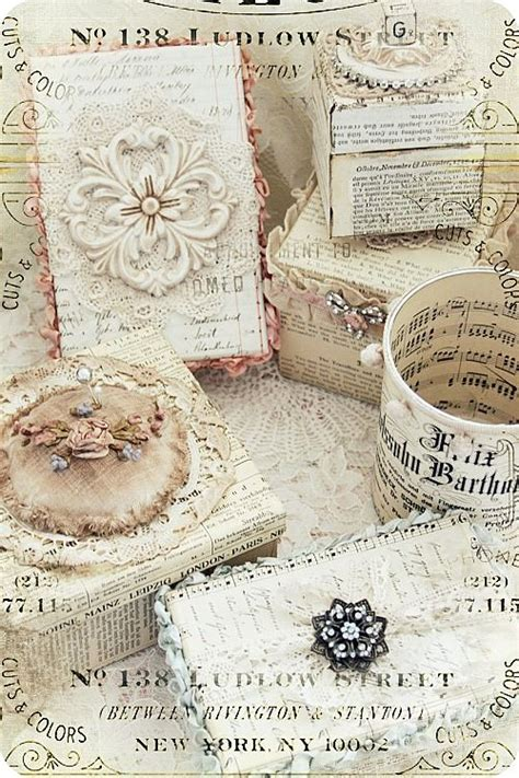 a whitewashed books beautiful shabby boxes by biene i will whitewash