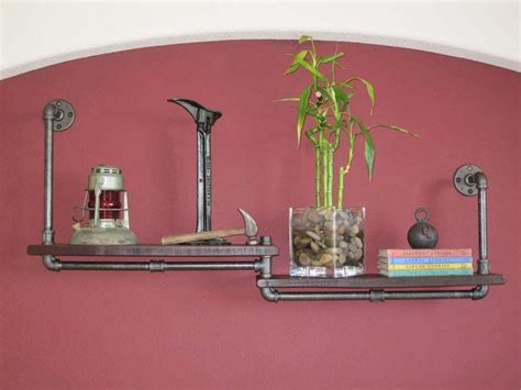 cool wall shelves unusual wall shelves best decor things