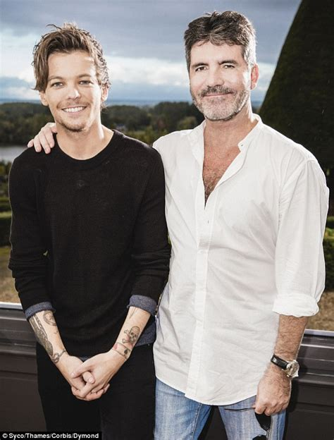 louis tomlinson label louis tomlinson and simon cowell are working together on