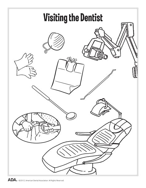 Dental Worksheets For by 11 Dental Health Activities Puzzle Printable