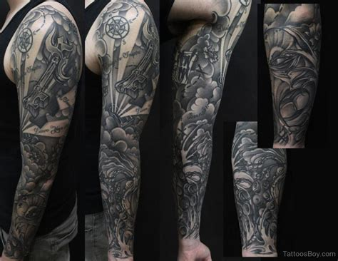 map tattoo sleeve map tattoos designs pictures