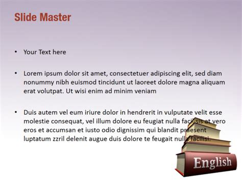 powerpoint themes english learning english powerpoint templates learning english