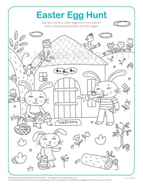 printable easter activity sheets penguin s gift easter egg hunt coloring printable