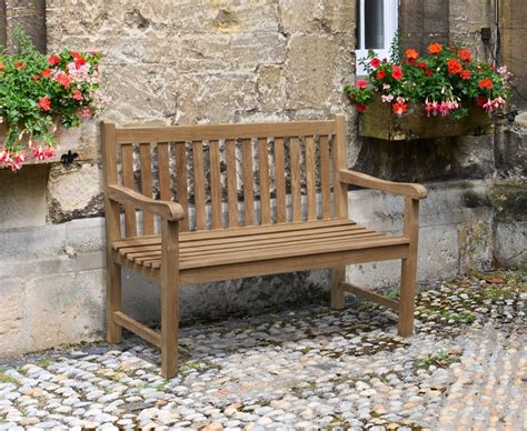 outdoor small bench windsor teak 4ft garden bench small outdoor bench