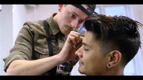 silkhaar tv haircut corte de cabello para hombres 2016 men s hairstyling 2016
