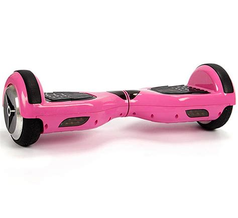 Hoverboard Electric Tipe Lamborghini 6 5 Inch Harga Murah pink hoverboard 6 5 inch electric self balancing scooter smart hoverboards