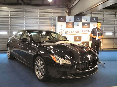 maserati enthusiasts page