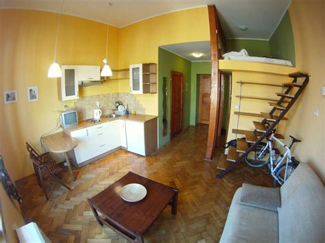 Krakow Appartments by My 4th Floor Apartment In Krakow Poland Bicycle Touring Pro