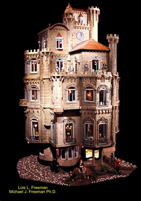 unusual dolls houses the cardboard crafter the art of the miniature or top 10 unique doll houses