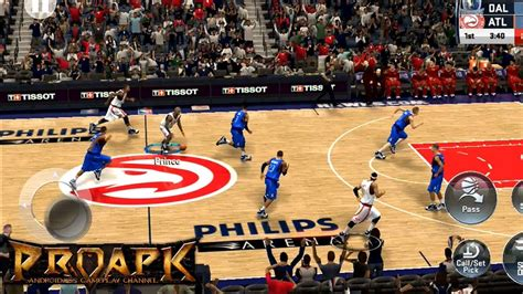 nba for android apk nba 2k18 android ios gameplay match