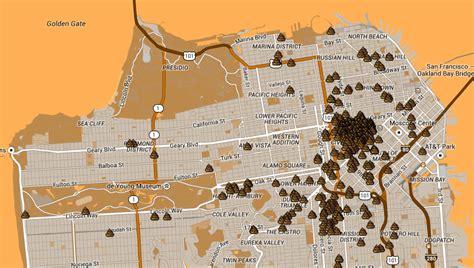 san francisco excrement map portal and more awakening the inman news