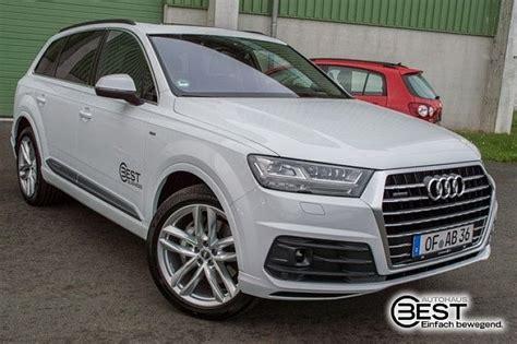 Audi Sonderleasing audi q7 panoramadach