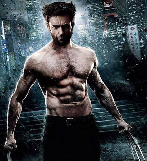 hugh jackman wolverine body how to get a body like the wolverine rediff getahead