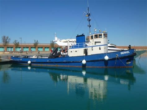 private tug boats for sale 1956 custom steel ex navy tug yacht power boat for sale