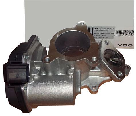 Agr Ventil Audi A4 by Egr Valve Audi A4 2 0 Tdi Diesel 05 07 Bvf Engine Code