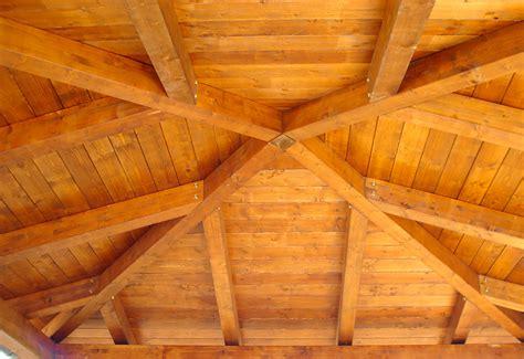 tetti per gazebi coperture in legno e gazebo trovatek