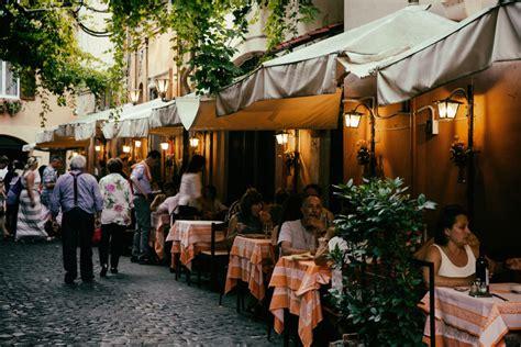 best restaurant trastevere rome where to eat in trastevere rome