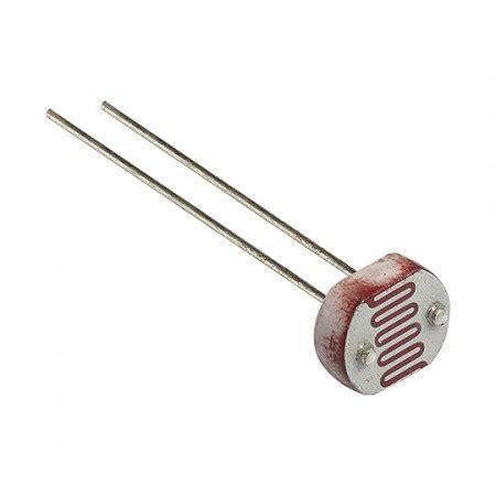 light dependent resistor sensor gl5516 light dependent resistor ldr sensor 5mm gl5516 aam shopping store