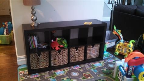 Ikea Closet Organizers show and tell toy organization the bump