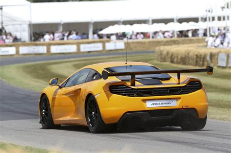 mclaren 12c gt sprint price and specs