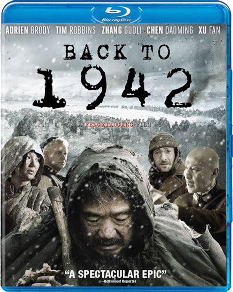 Back 1942 2012 Full Movie Back To 1942 Blu Ray Dvd Well Go Usa Cityonfire Com