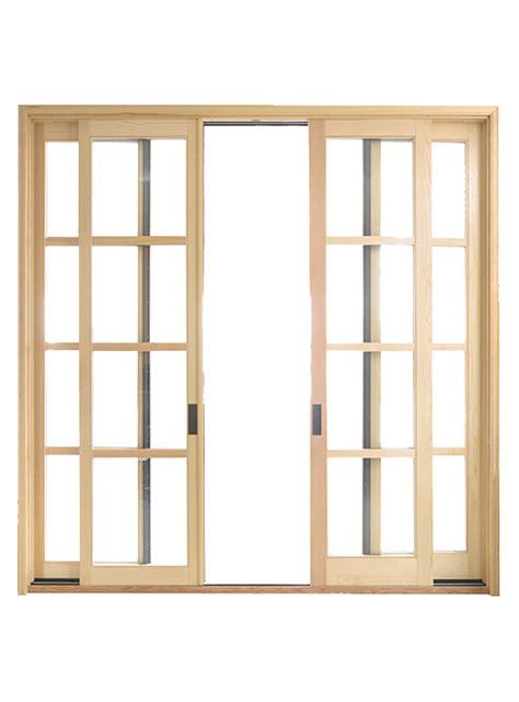 sliding doors and which door is stationary pacific windows help me choose door styles