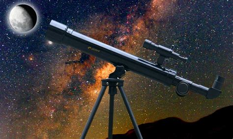 Galileo Refractor Telescope Groupon Goods