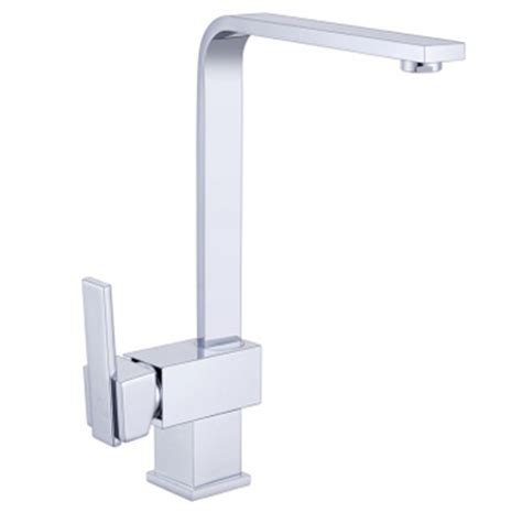 Modern Square Kitchen Faucets by Modern Square Shaped Kitchen Faucet Single Side Handle